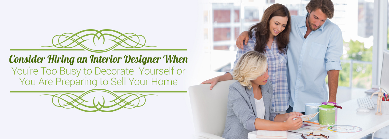 Should You Hire An Interior Designer Luetgert Development