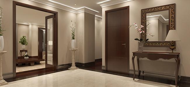 Elegant Entryways eight ideas for an elegant entryway - luetgert development